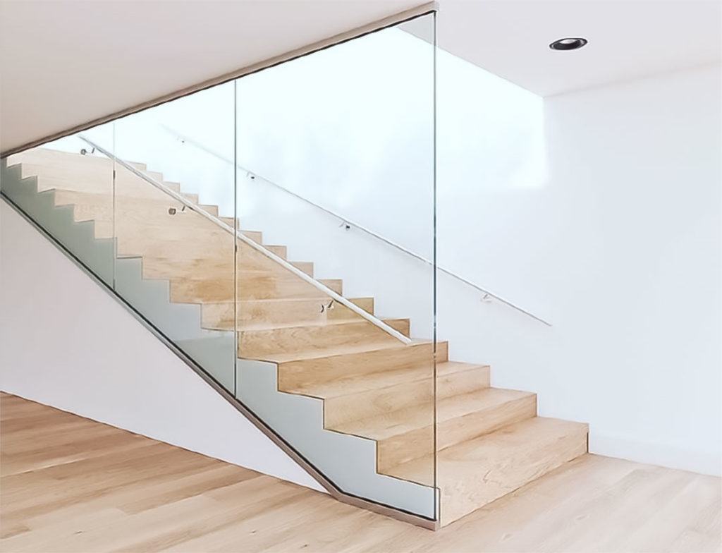 Easy Glass Wall