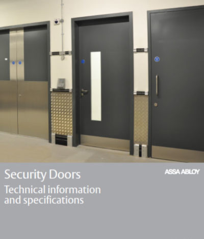 Assa Abloy UK Security Doors
